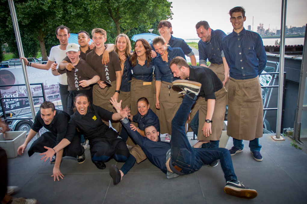 Plaasj Kaffee Food & Drinks Team