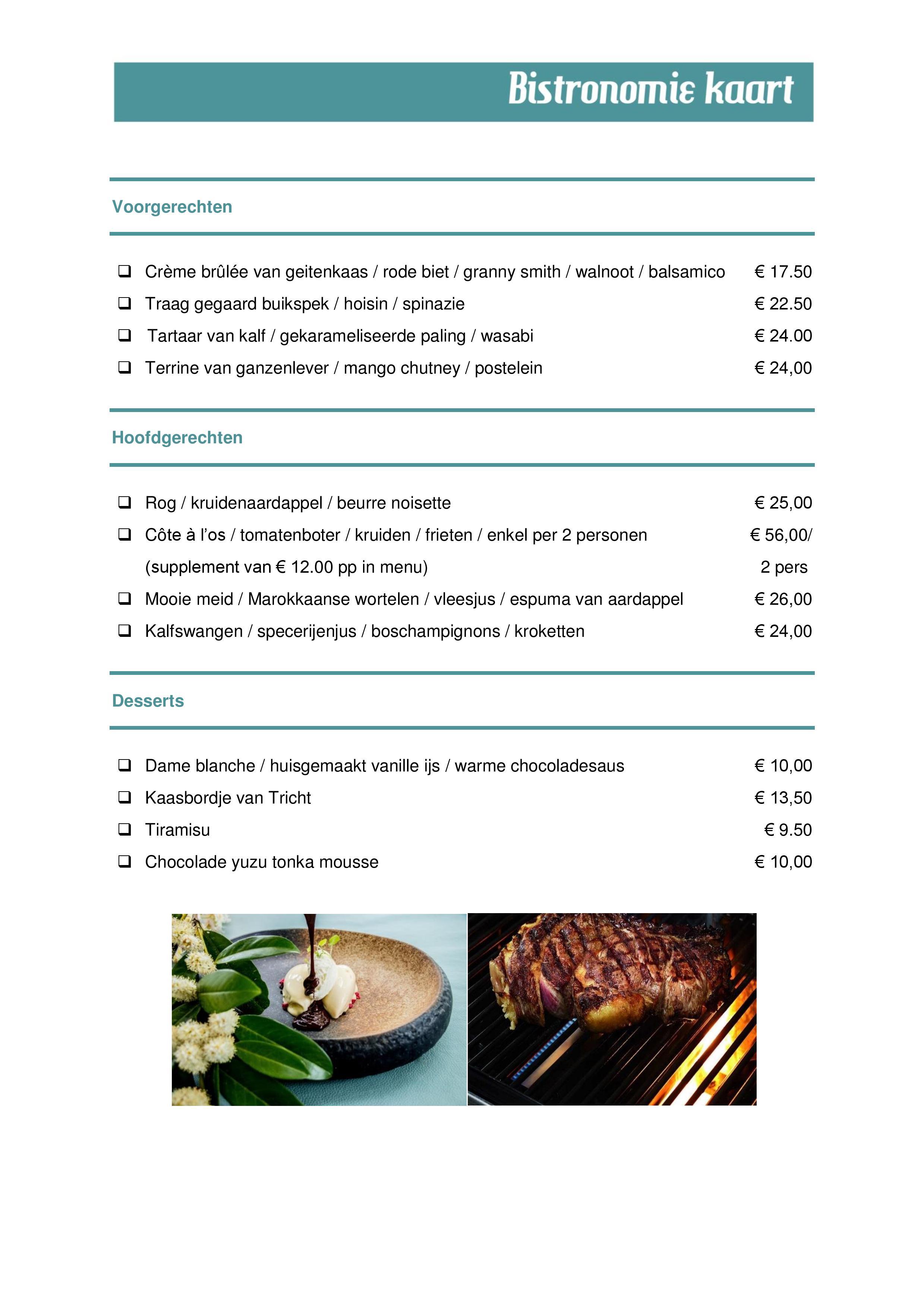 Plaasj Kaffee Food & Drinks Bistronomie