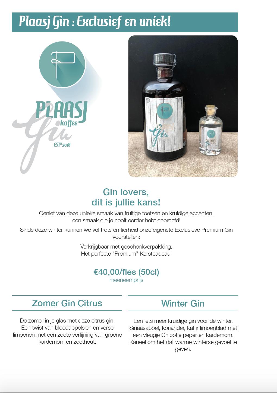 Plaasj-Drank-Gin