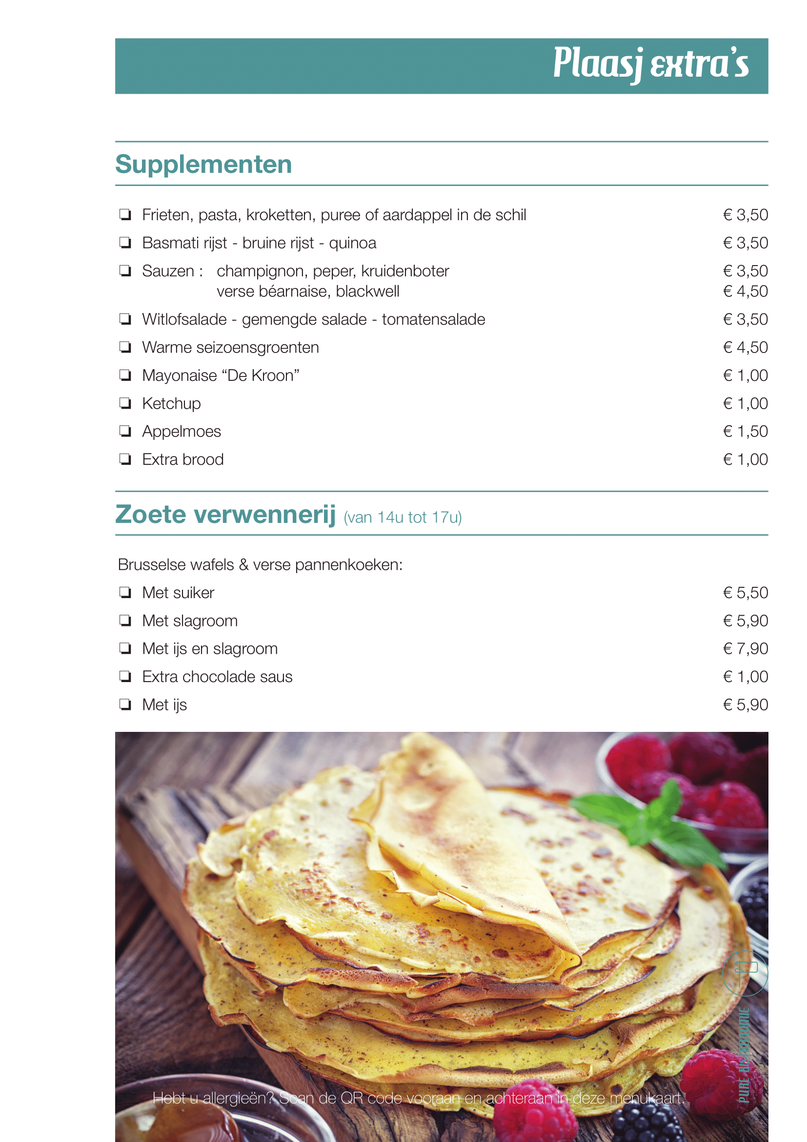 Plaasj-Dessert